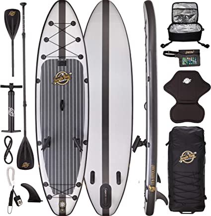 Amazon.com : Premium Inflatable Stand Up Paddle Board ...
