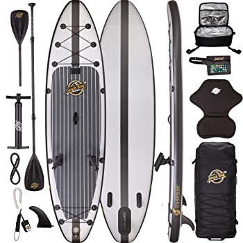 Best inflatable fishing stand up paddle board