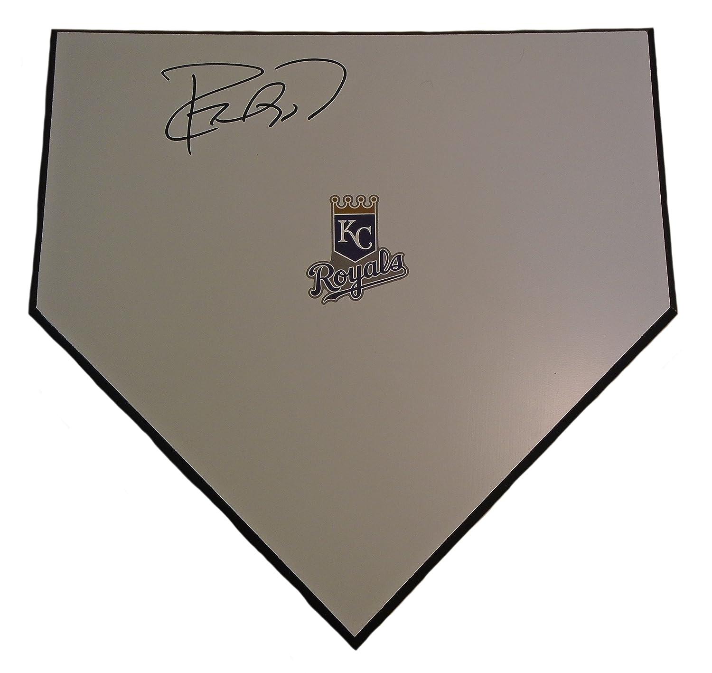 Kansas City Royals Raul Mondesi Jr  Autographed Hand Signed