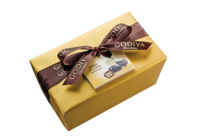 Godiva, Gold Ballotin bombones pralines surtidos 40 piezas, 500g ...