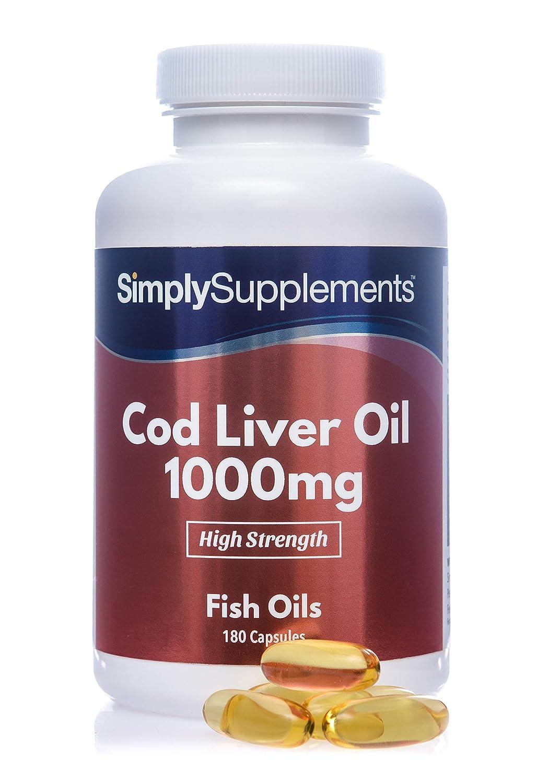 Amazon.com: SimplySupplements Sulfato de Glucosamina 1000 mg ...