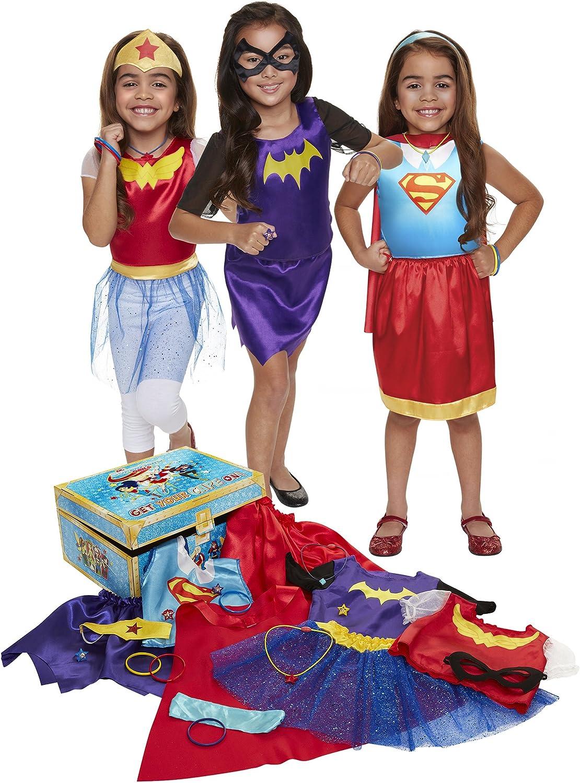 Super Hero Girls Premium Wonder Woman Costume DC Super Hero Girls Halloween