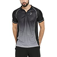 Campus Sutra Men's Polyester Sport Jersey T-Shirt