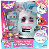 Re:creation Group Plc Sqpla1 Squinkies 'Do Drops Ice Cream Shop Playset Pack
