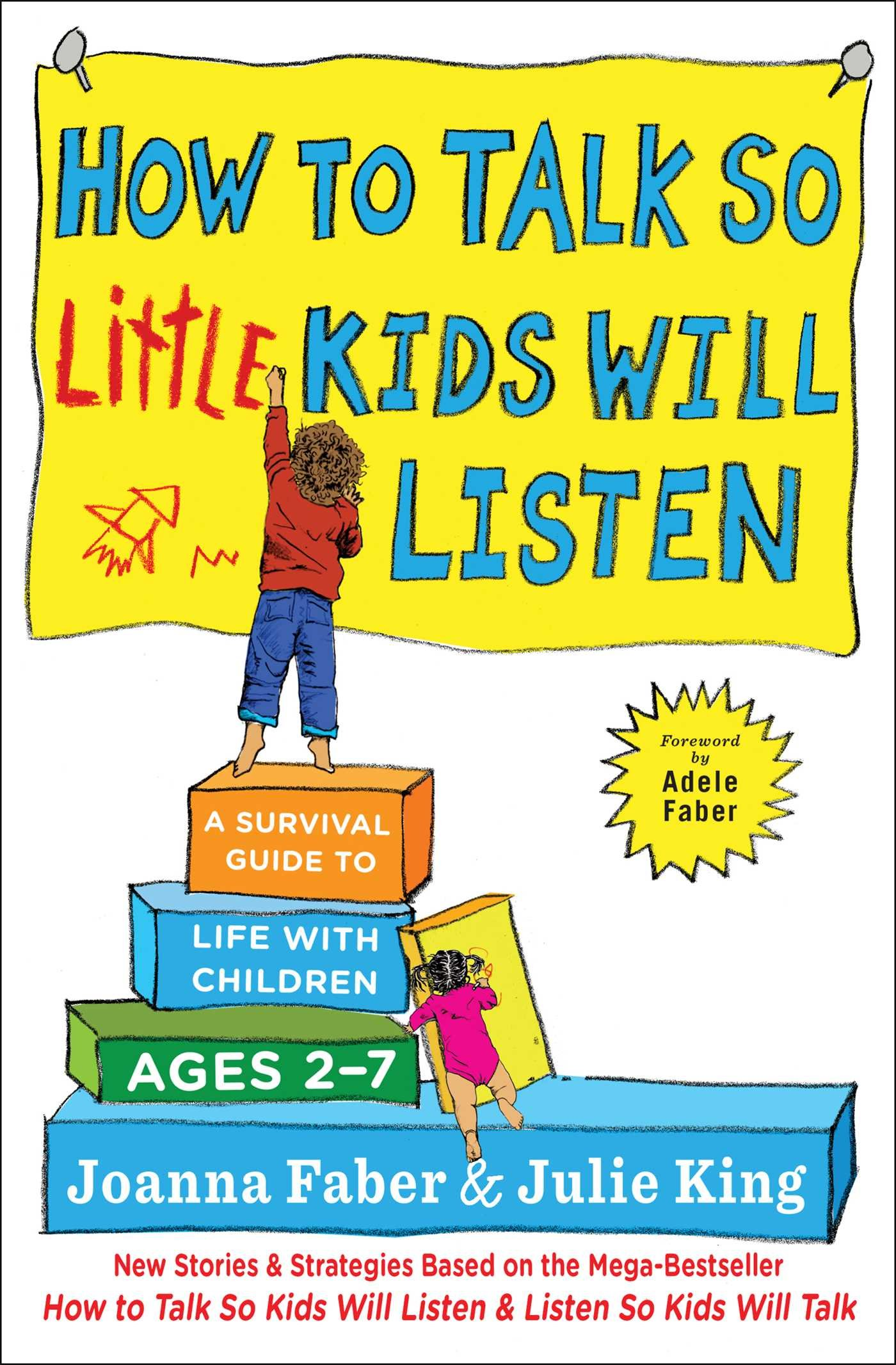 Image result for how to talk so little kids will listen