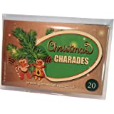 Christmas Charades Pocket Game with FREE UK DELIVERY