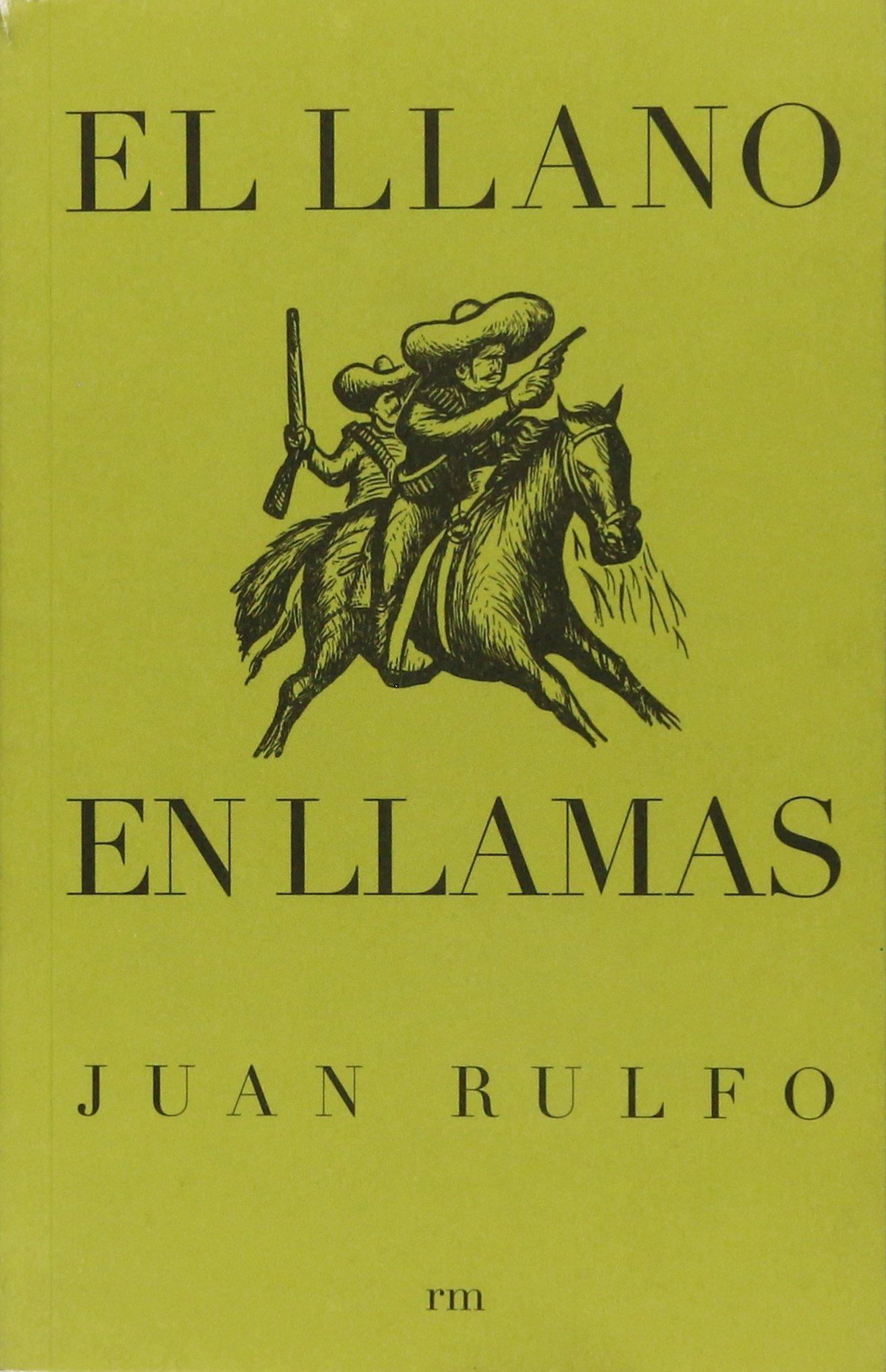 El llano en llamas: Rulfo Juan: Amazon.com.mx: Libros