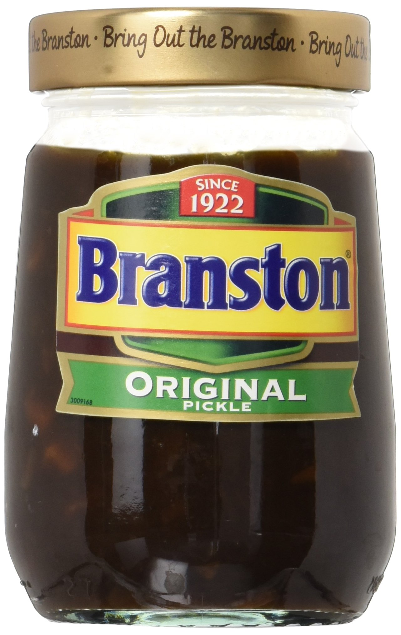 Branston Original Pickle (360g) - Pack of 2 by Branston