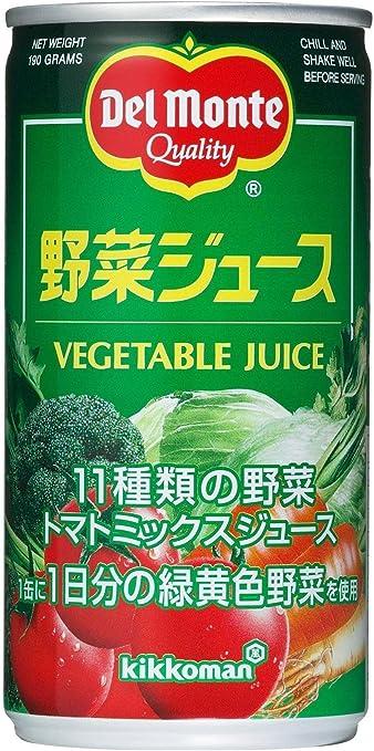 デルモンテ 野菜ジュース 190g×30本