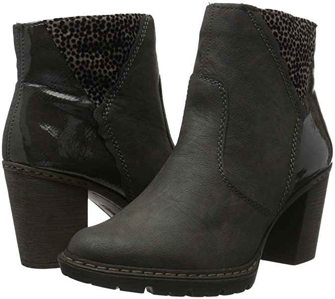 Rieker Women's Y9254 Ankle Boots