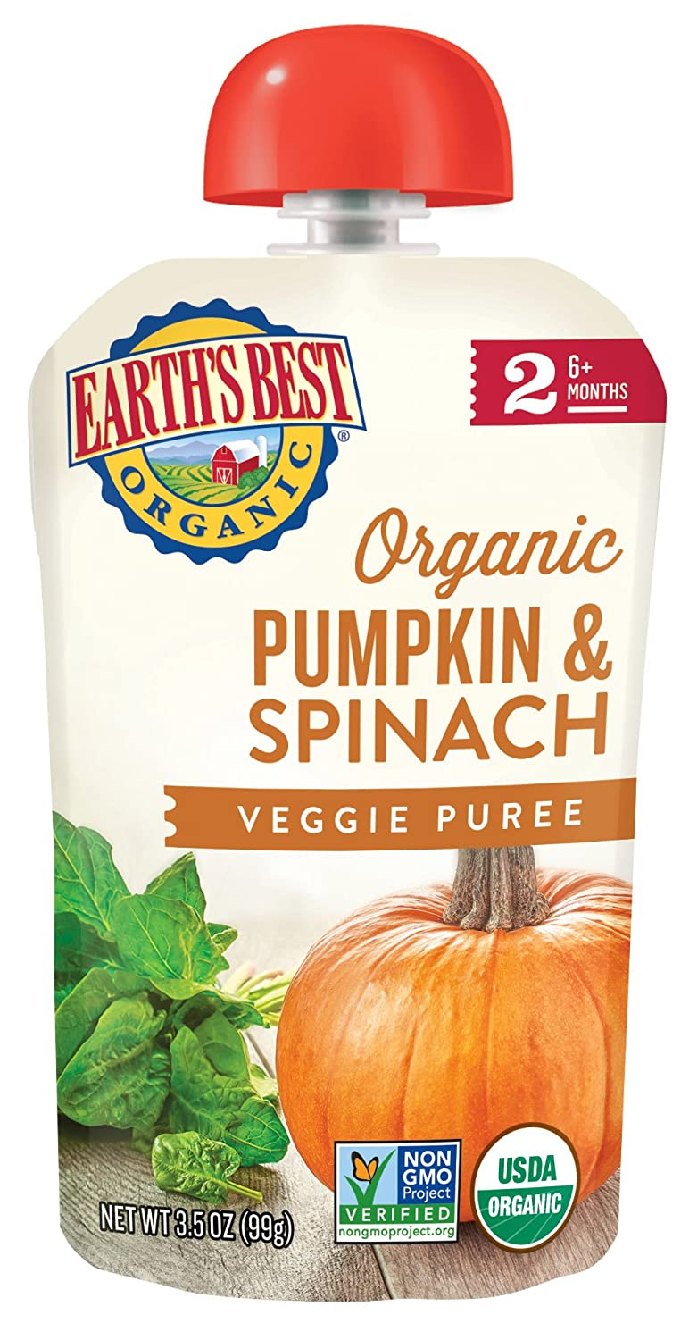 262bd7dc6765 Earth s Best Organic Stage 2 Baby Food