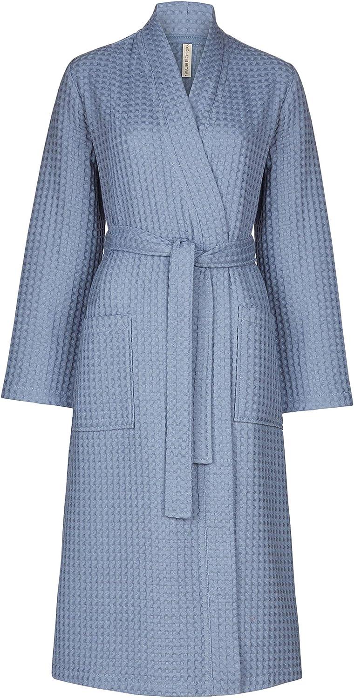 Taubert SPA Nature Albornoz para Hombre Estilo Kimono, 120 cm de Largo, algod/ón piqu/é