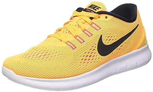timeless design 77ba3 9f509 Nike Wmns Free RN, Zapatillas de Gimnasia para Mujer  MainApps  Amazon.es   Zapatos y complementos