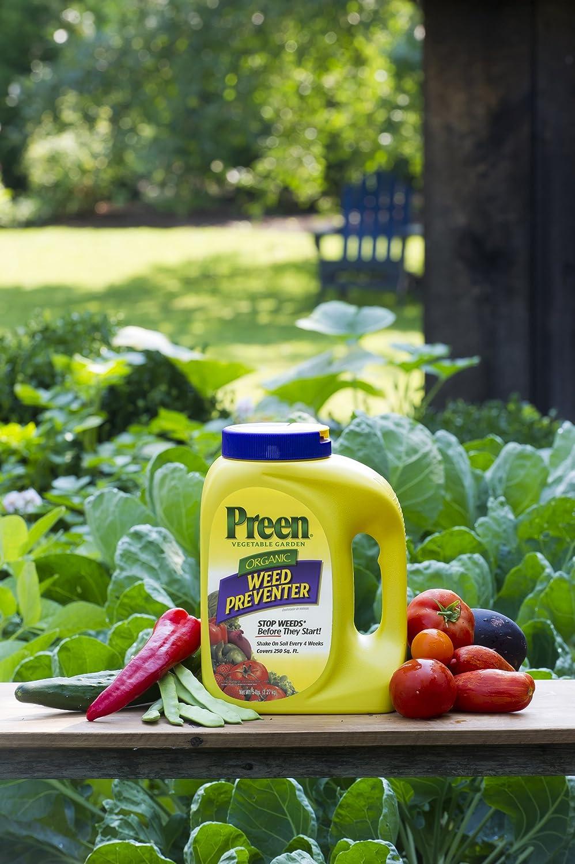 Amazon.com : Preen Vegetable Garden Weed Preventer   25 Lb. 2463782 : Weed  Killers : Garden U0026 Outdoor