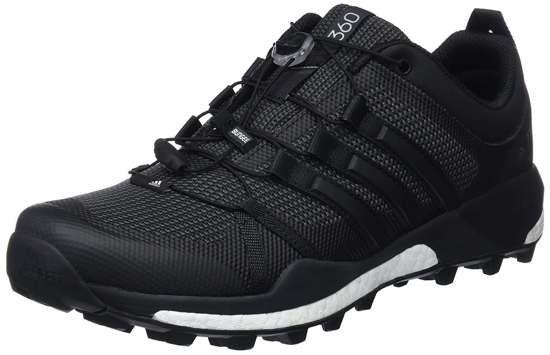Adidas Terrex Skychaser, Zapatillas de Senderismo para Hombre 42 2/3 EU|Gris (Carbon / Negbas / Ftwbla 000)