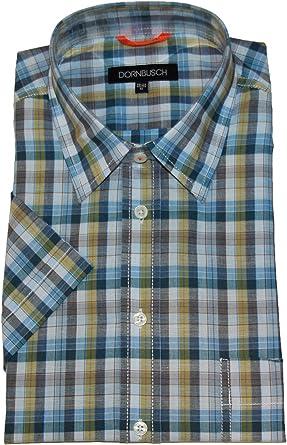 Mandril Busch Hombre Camisa 1/2 Arm 840251 – 95 de cuadros de ...