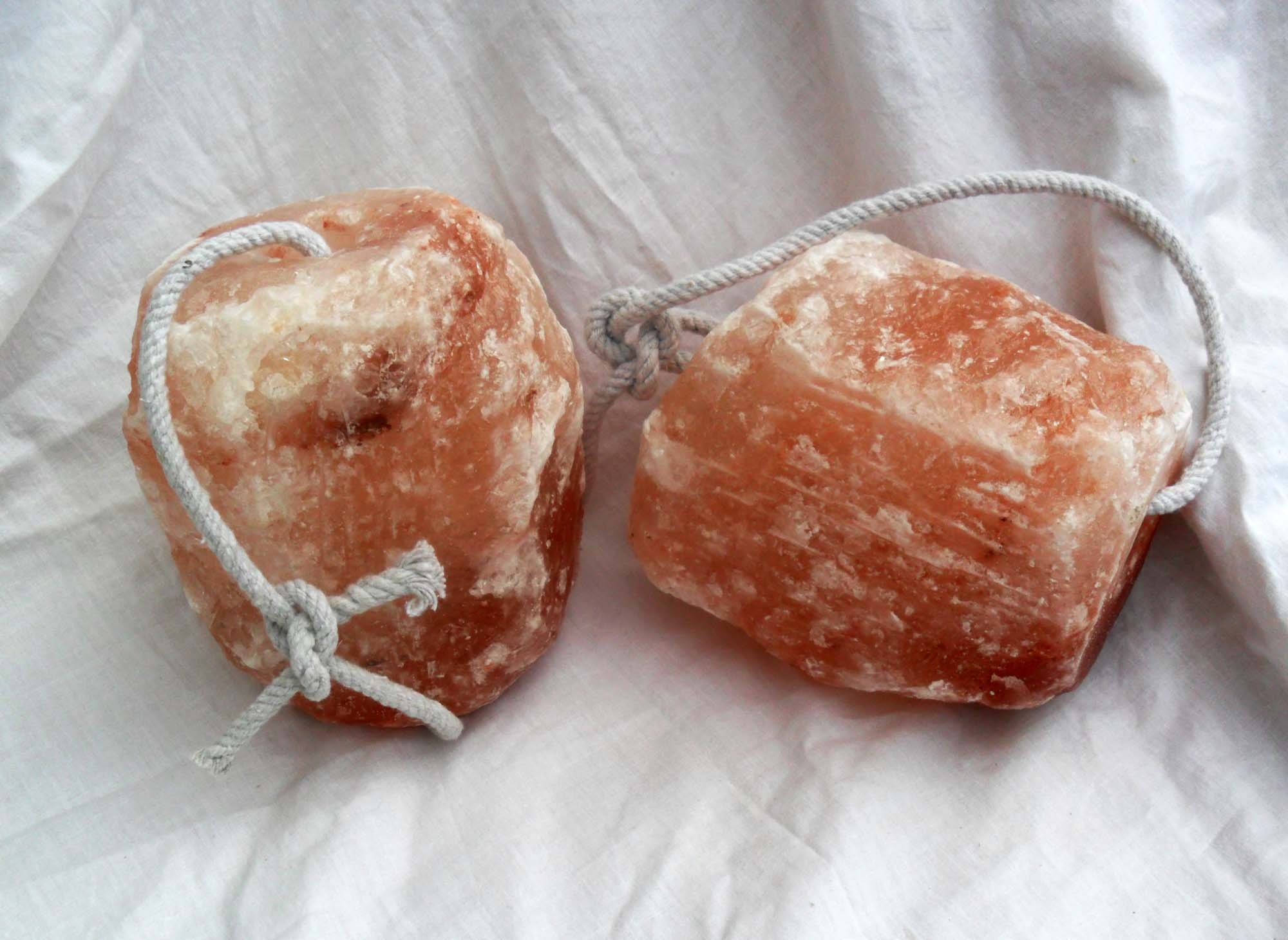 Organic Himalayan Natural Animal Salt Lick, Color and Size May Vary