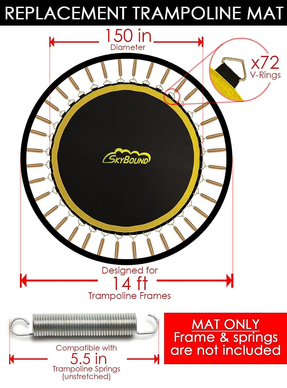 Skybound Premium Sunguard Trampoline Mat