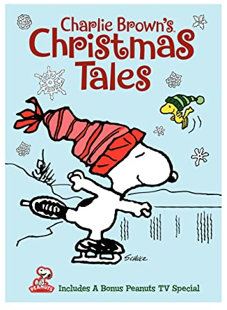 e8fc751bd4 Amazon.com  Charlie Brown s Christmas Tales  Various  Movies   TV