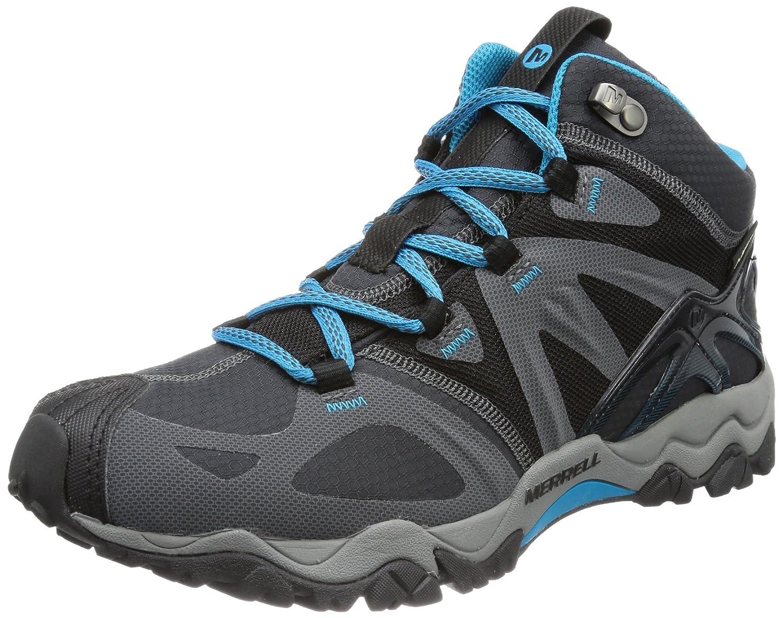 Merrell grassbow SPORT MID GTX - Zapatos de senderismo de material sintético mujer J48334