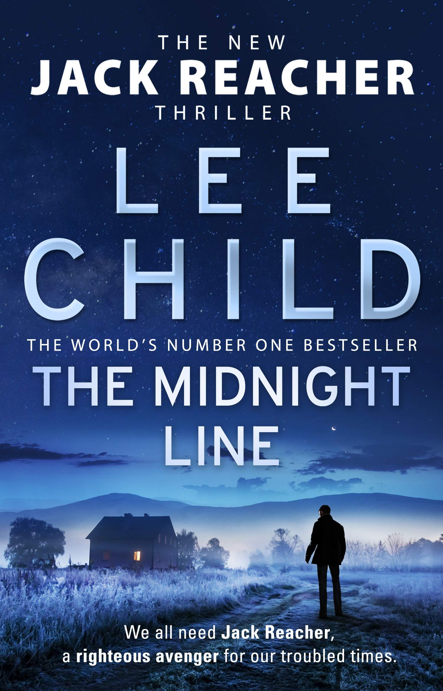 The Midnight Line: (Jack Reacher 22): : Lee Child