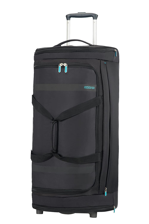 American Tourister Herolite Duffle/WH Bolsa de Viaje, 79 cm, 95 litros, Color Azul Medianoche 80376/1549