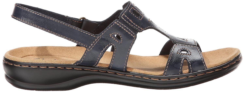 Clarks Annual Women's Leisa Annual Clarks Sandal B00MV9BB7E Flats 68397f