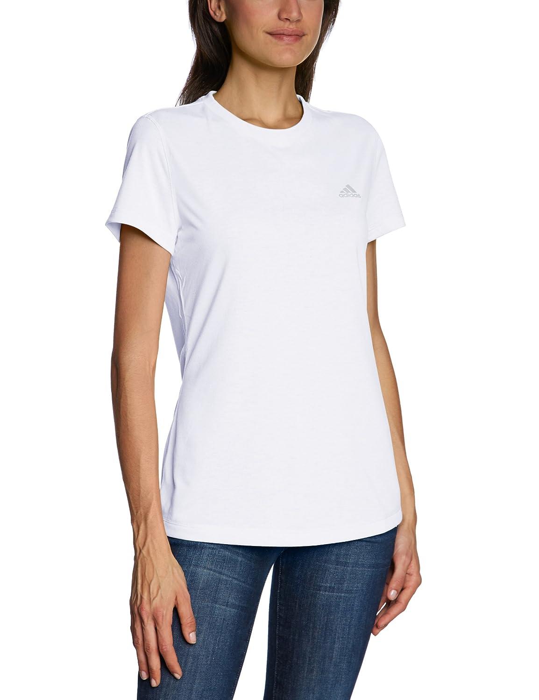 adidas T-Shirt Prime - Camiseta, color blanco, talla 34