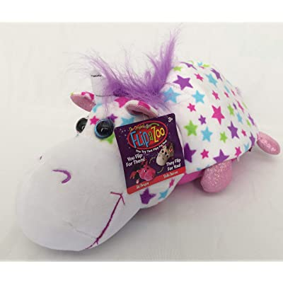 FlipaZoo Sequin Stella Unicorn/AKI Dragon: Toys & Games