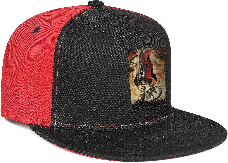 Snapback Adjustable Hat coolgood Cotton Dad Caps Indian-Motorcycles-logp