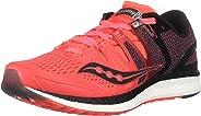 Saucony Womens Liberty Iso Vizi Red/Black/Grey Running