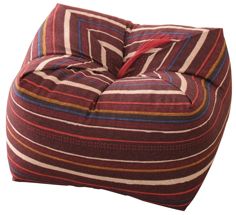 amazon com emoor buckwheat husk easy seiza cushion deep red made