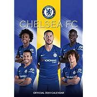 Chelsea Fc Official 2019 Calendar - A3 Wall Calendar