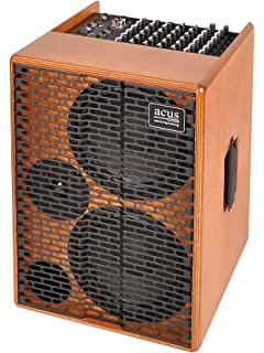 Acus Sound Engineering 03001005 OneforStrings AD Acoustic Guitar Amplifier - Wood