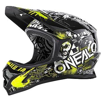ONeal Oneal Backflip RL2 Attack Casco Bicicleta, Negro, ...