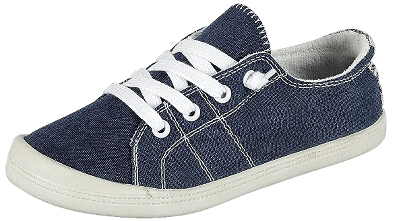 bluee Forever Link Women's Classic Slip-On Comfort Fashion Sneaker