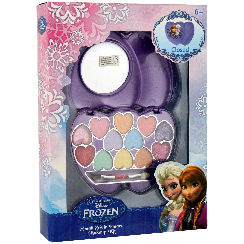 Frozen Trucco Palette Cuore - 1 Prodotto, Modelli Assortiti Jugavi FZ.0022.14