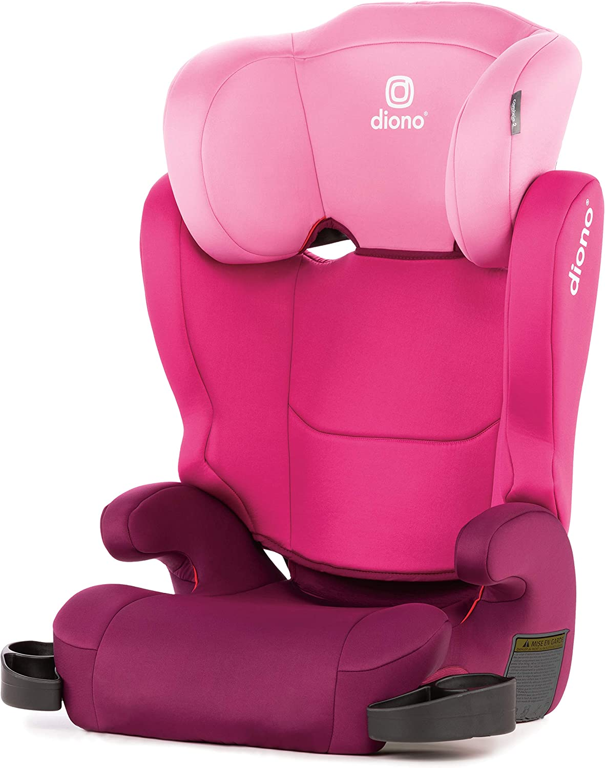 Graco Booster Car Seat Recliner Child Group 2//3 Highback 15-36 Kg Toddler Chair