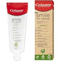 Colgate Smile For Good Eco Vegan Natural SLS Free Protection Anticavity Fluoride Toothpaste with Recyclable Tube 95g