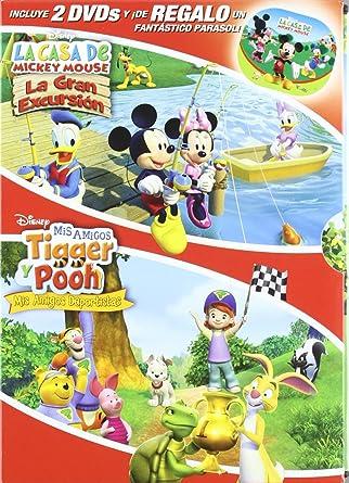Pack verano disney preescolar [DVD]: Amazon.es: Varios: Cine y ...