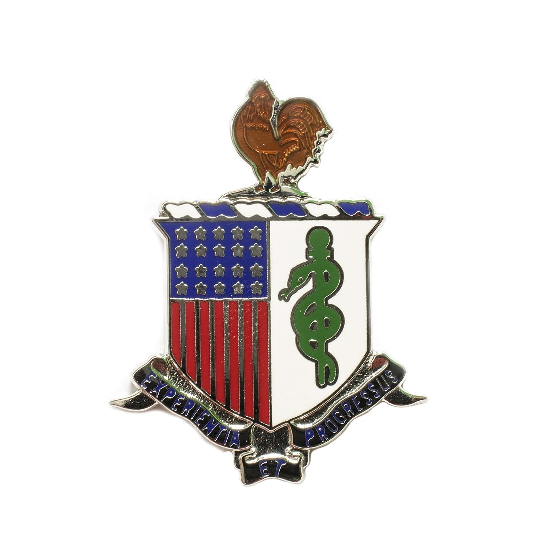 MC Regimental Crest, Army