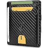 GenTo® FLAPLET II Magic Wallet - Protección RFID - Billetera mágica - Billetera mágica con un Gran Compartimento para…