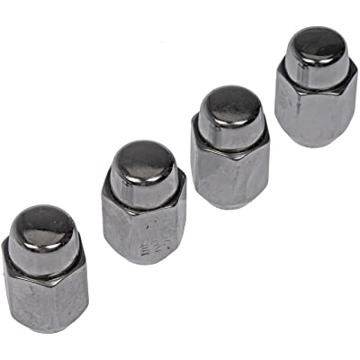 Dorman 711-401 Wheel Nuts, Pack of 4: Automotive