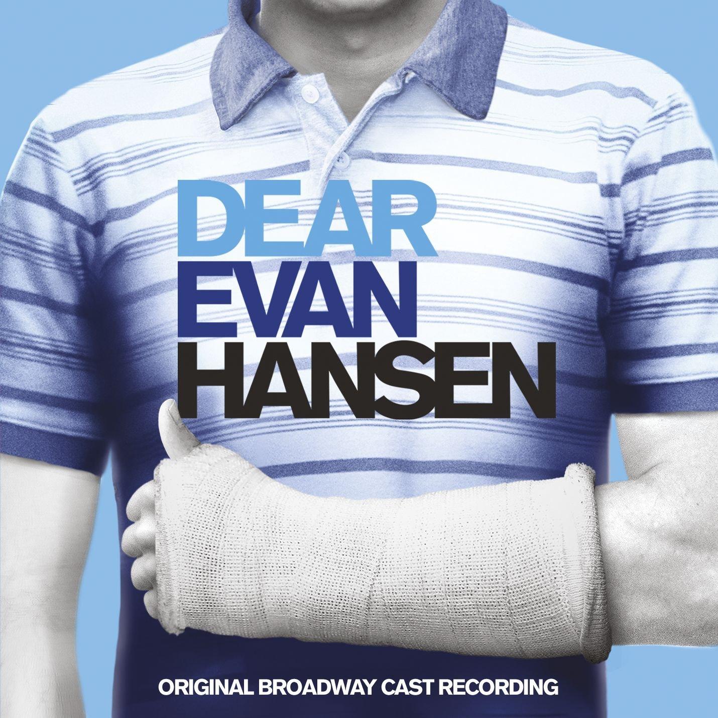 Dear Evan Hansen (Original Broadway Cast) - Dear Evan Hansen (Original  Broadway Cast Recording) - Amazon.com Music 30c811206dfe