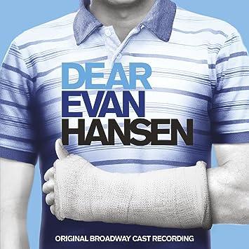 Image result for dear evan hansen cd