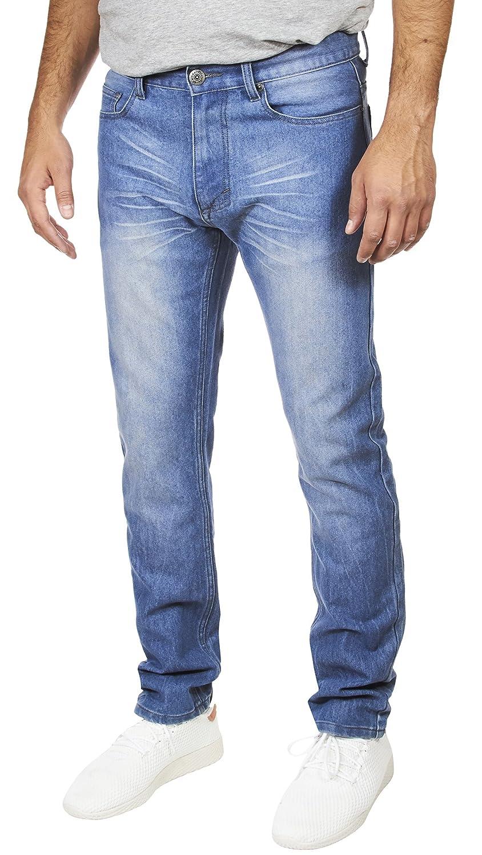 VINTAGE GENES PANTS メンズ B07DQSSXCH 30W x 32L|Baked Blue Baked Blue 30W x 32L