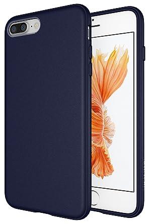Diztronic Matte Blue IPhone 7 Plus Case 8 Full Slim