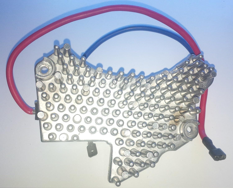 RESISTOR del calentador radiador MERCEDES C E SLK CLK 2108206210 2028207310 A13: Amazon.es: Bricolaje y herramientas