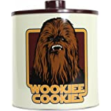 Half Moon Bay Star Wars Wookiee Cookies Tin Biscuit Barrel