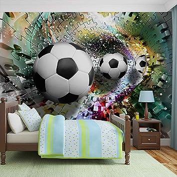 Papier Peint Photo Mural 3381p8 Collection Sport Xxl 368cm X